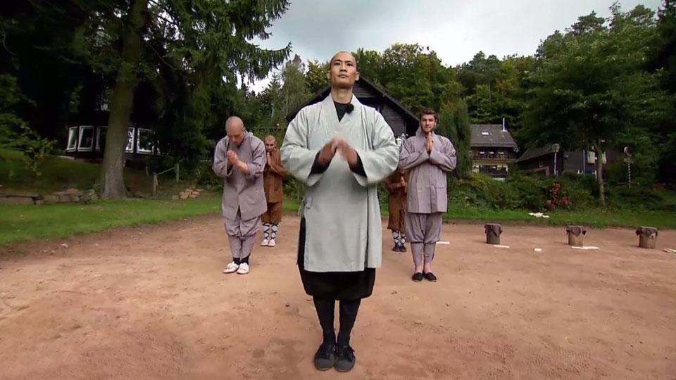Columbus Shaolin Crashkurs